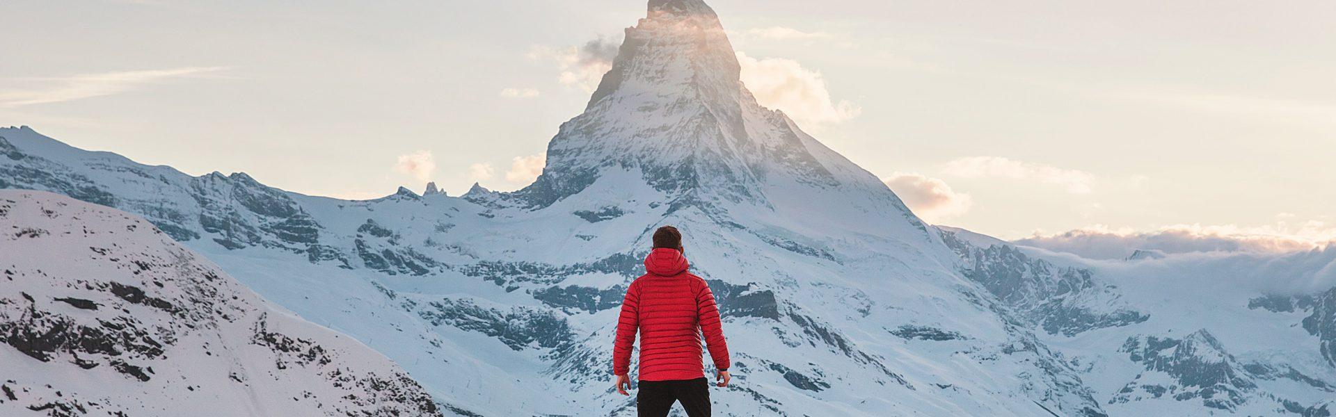 Odzież w góry
