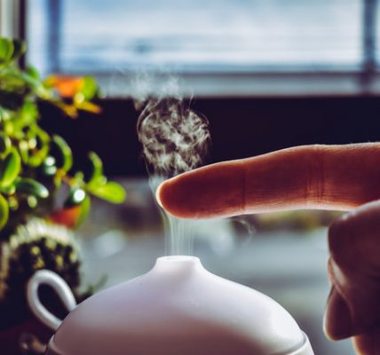 Dyfuzor do aromaterapii