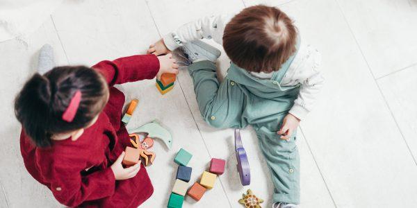 klocki dla dziecka